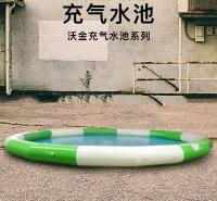 河北水上乐园充气水池 充气水池价格 品质保障