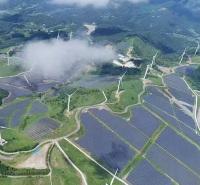 天合太阳能板 太阳能光伏电站看 太阳能板定制