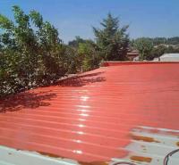 水性工业漆 彩钢瓦翻新漆 固锈剂水性彩钢用翻新漆 厂房屋顶改色翻新胶洪昂水性漆