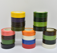 皱纹纸胶带厂家 花艺制作用皱纹纸胶带 大量供应
