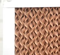 惠诚制作铝合金湿帘 铝合金湿帘供应 支持定制