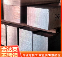 304不锈钢板 不锈钢平板 304不锈钢中厚板 切割加工 金达莱不锈钢厂家