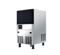 创历一体式方冰机 不锈钢制冰机 酒吧全自动制冰机
