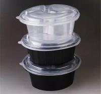 打包盒 塑料餐盒 一次性塑料餐盒 一次性塑料饭盒 米饭盒 商务套餐盒 瑞强众联 高端 全国 供应 酒泉