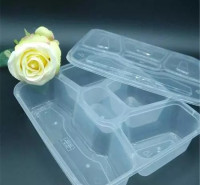 打包盒 塑料餐盒 一次性塑料餐盒 一次性塑料饭盒 米饭盒 商务套餐盒 瑞强众联 优质 300 品质保证 武威