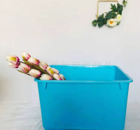邦旭塑料按需供应 塑料收纳箱 玩具儿童玩具带盖家居卧室整理箱