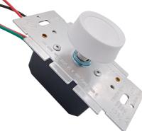 面板式旋钮调光开关 调光开关控制器 LED调光器