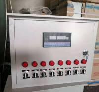 江苏邳州风机温控器厂家 鸡场风机温控箱  自动化养殖环控箱  操作方便  售后无忧
