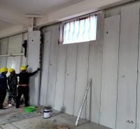 河南发泡隔墙板 复合实芯隔墙板 防火 隔潮