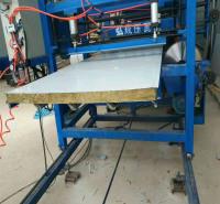 复合板流水线 泡沫复合板设备彩钢夹芯板生产线 岩棉复合板机