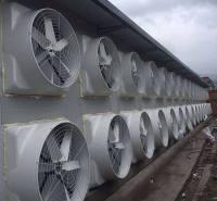 宏德温控养猪场风机防腐玻璃钢负压风机特厚镀锌层厂家直销特惠供应车间厂房降温换气排烟雾排异味