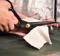 工厂剪裁用缝纫剪  缝纫剪供应商  高频淬火.刀头硬度合理适中