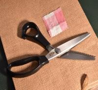 工厂剪裁用缝纫剪  缝纫剪生产制造  可用于布料剪裁,服装剪裁