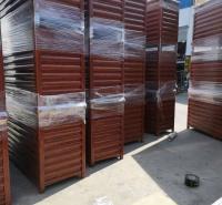 东营铝艺花箱型材  园林景观花箱  移动外摆花箱