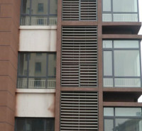 山东手动百叶窗 手动通风百叶窗  百叶窗安装