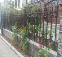山西铝艺护栏  铝艺围栏  铝合金护栏