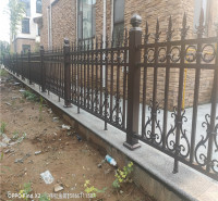枣庄铝艺护栏  铝艺围栏  铝合金护栏