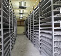潍坊排管蒸发器   排管速冻库  铝排管冷库全套设备批发