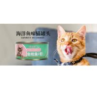 临沂宠物罐头  猫罐头 猫咪零食批发
