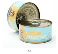 临淄宠物罐头  猫罐头 猫咪零食价格