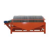 菏泽煤矿磁选机  选铁磁选机 滚筒磁选机安装