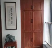 衣柜多功能设计   厂家上门测量定制安装 博古架定制  济南全屋定制