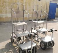 临沂鸡舍观察车   高度设计合理使用方便  鸡棚观察车