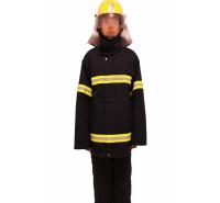 河南消防战斗服五件套  消防员防护服  灭火防护服出售