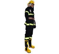 泰岳消防战斗服五件套  消防员防护服  灭火防护服生产