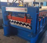 彩钢压瓦机 彩钢机械设备 750型墙板机 750横挂板压瓦机