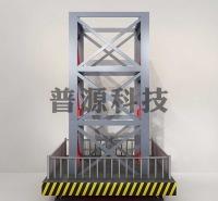 机械平台减震装置 仿真模型 多媒体互动型减震装置