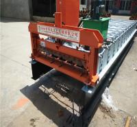 全自动 压瓦机 840单板压瓦机 彩钢瓦单层 压瓦机设备