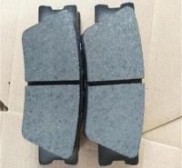 厂家供应各种型号汽车刹车片  衡水耐酸碱陶瓷汽车刹车片