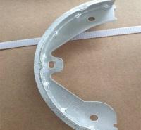 衡水耐磨汽车刹车片  陶瓷汽车刹车片规格  规格可定制