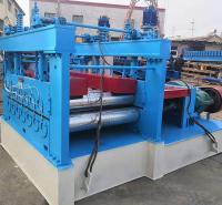 锌板开平机 全自动校平机 科发压瓦机 现货供应 科发压瓦机械
