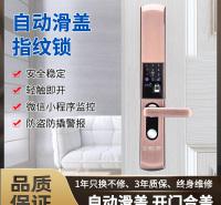智能家居家电电子锁 全屋智能 智能安防  家装大促家具建材智能锁 全自动滑盖   智能锁 H33