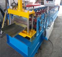 供应铝镁锰压瓦机 430铝镁锰角驰压瓦机 铝镁锰扇形板设备