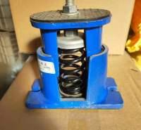 陕西ZTE型减震器ZTE-4 型号多 座装弹簧减震器  厂家供应 贴心售后