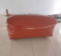 农村软体沼气池 晟迪 红泥储气罩 红膜养猪场沼气池价格