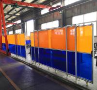 河北焊接防护围栏 电焊防护屏厂家 现货供应