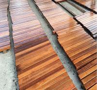 付迪木业 非洲菠萝格批发价格 产地直供防腐木等原木