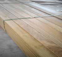 付迪木业 菠萝格地板批发价格 产地直营菠萝格防腐木 带加工