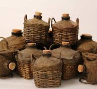 可定制桑皮纸酒篓 猪血糊制酒篓 曲阜仁泰制作传统工艺