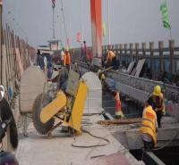 支撑梁切割 混凝土切割 绳锯切割 桥梁固结切割