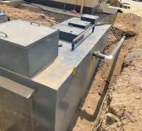 南平养殖污水处理设备直供