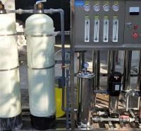 桶装纯净水设备价格 化工原料用纯净水设备供应