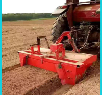 山东多功能一体机加工定制 操作方便 旋耕起垄施肥铺滴灌铺膜一体机