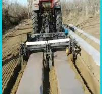 多功能一体机厂家 军岩机械 青州旋耕起垄施肥铺滴灌铺膜一体机