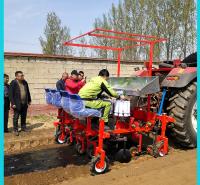 多功能一体机加工定制 覆膜宽度可调整 青州旋耕起垄施肥铺滴灌铺膜一体机