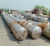 供应三效降膜蒸发器 二手设备 6300升处理量 乳品生产线